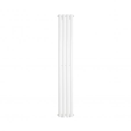 Grzejnik dekoracyjny Ultimate pojedynczy 160x24cm biały